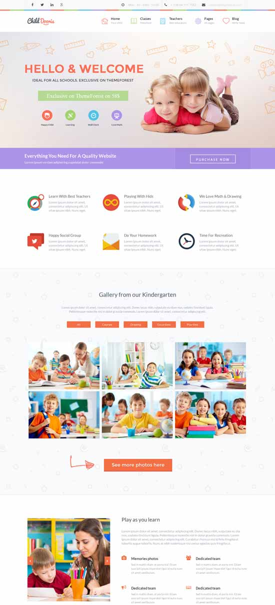 Kindergarten-School-Wordpress-Theme